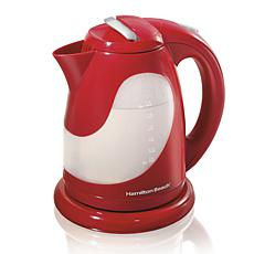 Hamilton Beach Ensemble™ 1.7L Cord-Free Pouring Kettle