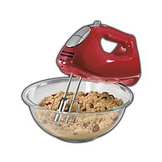 Hamilton Beach® ensemble™ Hand Mixer with Snap-On Case