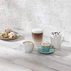 Hamilton Beach FlexBrew Dual Coffee Maker with Milk Frother, Black