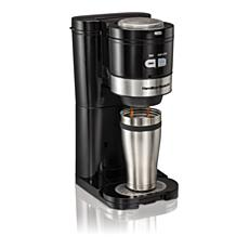 Hamilton Beach Grind and Brew Single-Serve Coffeemaker