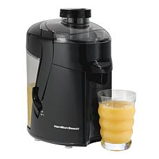 Hamilton Beach HealthSmart Juice Extractor - Black