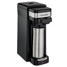 Hamilton Beach Single-Serve Plus Coffee Maker