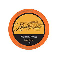 Hamilton Mills Coffee Pods Morning Roast 40-Count