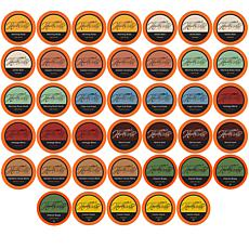 Hamilton Mills Variety Pack Coffee Pods for Keurig 40-Count