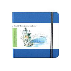 Hand Book Journal Co. Travelogue Drawing Journals - Square Ultramarine