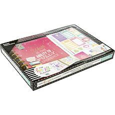 Happy Planner 12-Month Undated Medium Planner Box Kit - Budget Wealth