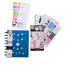 Happy Planner Classic Fitness Collection with Planner & Accessories