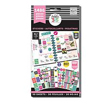 Happy Planner Sticker Value Pack - Everyday Classic