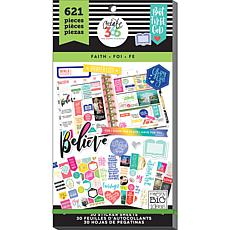 Happy Planner Sticker Value Pack - Faith Classic