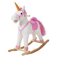 Happy Trails Bella the Rocking Unicorn
