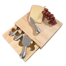 Hastings Home Cheese Board - 5 Piece Set