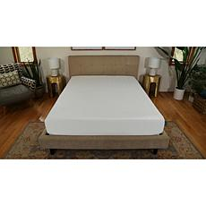"Health-o-pedic 10"" Queen Gel Memory Foam Mattress"