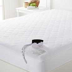 Heated Quilted Mattress Pad - Queen