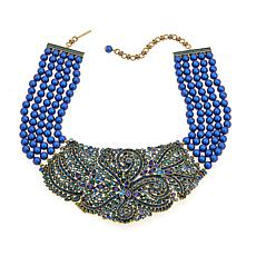 "Heidi Daus ""Couture in Bloom"" 5-Strand Drop Necklace"