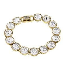 "Heidi Daus ""Diamonds are a Girl's BFF"" Line Bracelet"