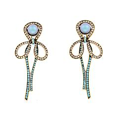 "Heidi Daus ""Elegant Invitation"" Crystal Earrings"