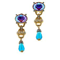 "Heidi Daus ""Gorgeous Rocks"" Drop Earrings"