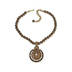 "Heidi Daus ""Guilty Pleasure"" Enhancer Pendant/Necklace"