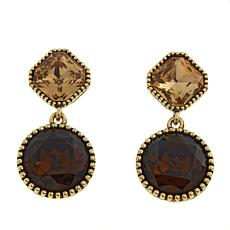 "Heidi Daus ""Little Earring, Big Style"" Drop Earrings"