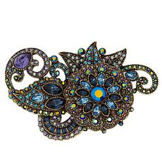 "Heidi Daus ""Pretty Posey"" Crystal Pin"