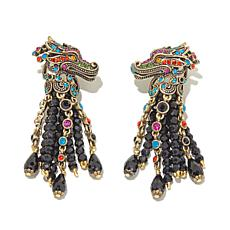 "Heidi Daus ""That Something Special"" Drop Earrings"