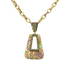 "Heidi Daus ""To the Hamptons with Love"" Drop Necklace"