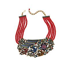 "Heidi Daus VIDA ""Free the Birds"" Necklace"