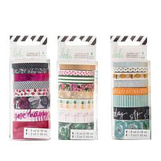 Heidi Swapp Washi Tape Bundle 3-pack