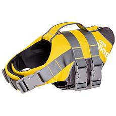 Helios Splash-Explore Large Buoyant Dog Harness and Life Jacket
