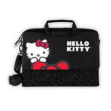 "Hello Kitty 15.4"" Laptop Case - Black"