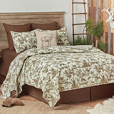 Hemlock Trail Full/Queen Quilt Set