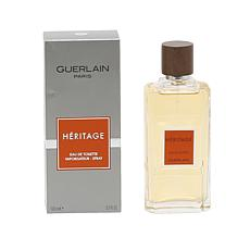 Heritage Men by Guerlain EDT Spray 3.3 oz.