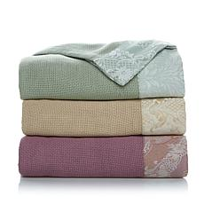Highgate Manor Madison 100% Cotton Blanket