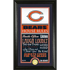 Highland Mint Chicago Bears Jersey House Rules Supreme Photo Mint