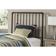 Hillsdale Furniture Brandi Headboard with Frame-Oil Rubbed Bronze-Twin