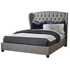Hillsdale Furniture Bromley Bed with Rails - Queen