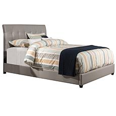 Hillsdale Furniture Lusso Bed with Rails - Queen