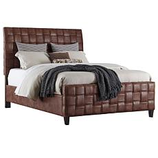 Hillsdale Furniture Riley Bed with Rails - Queen