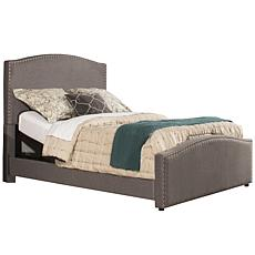 Hillsdale Kerstein Adjustable Bed with Rails - Queen