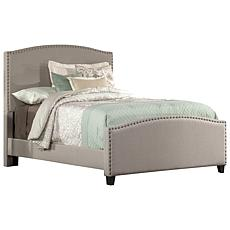 Hillsdale Kerstein Twin Bed with Rails - Dove Gray