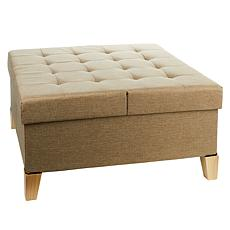 Home36 Folding Linen Storage Ottoman