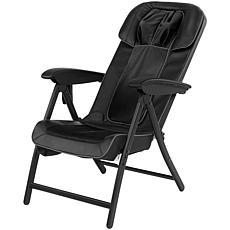 HoMedics Easy Lounge Shiatsu Massaging Lounge Chair
