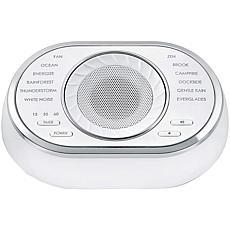 HoMedics SS-6050 SoundSpa Ultra Portable Rechargeable Sound Machine