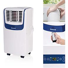 Honeywell 8,000 BTU Portable Air Conditioner - White/Blue