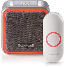 Honeywell Series 5 Portable Wireless Doorbell w/Halo Light & Button
