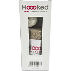 Hoooked Donkey Joe Yarn Kit with Eco Brabante Yarn - Taupe