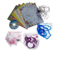 Hot Off The Press Cardmaking Design and Tool Kit with DVD