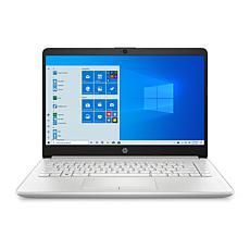 "HP 14"" AMD R5 8GB RAM 256GB Laptop in Silver"