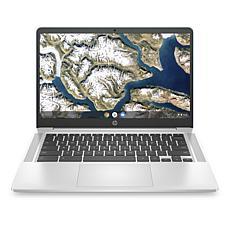 """HP 14"""" Chromebook AMD 3015ce 4GB RAM, 32GB Storage - Forest Teal"""