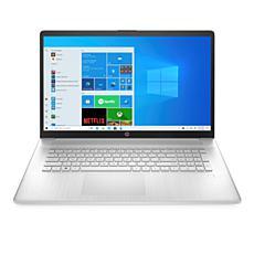 """HP 17-cn0020nr 17"""" Laptop 8GB RAM, 512GB SSD - Natural Silver"""